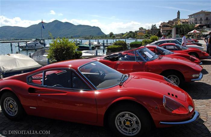 Italian club meeting lago d'Iseo 2011