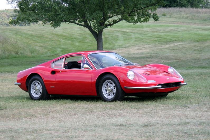 24 Hundred Ferrari Dino 206gt And 246gt